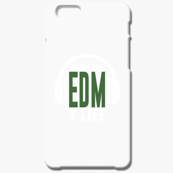 Music Saved My Life iPhone 6/6S Case - Customon