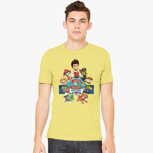 Frank Paw Patrol Official Gift Boys Kids Character T-shirt Rocky Chase Rubble Skye Fine Quality T-shirts, Tops & Shirts T-shirts & Tops