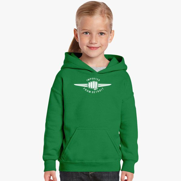 079ff8a9 Made In Detroit Chrysler Kids Hoodie - Customon