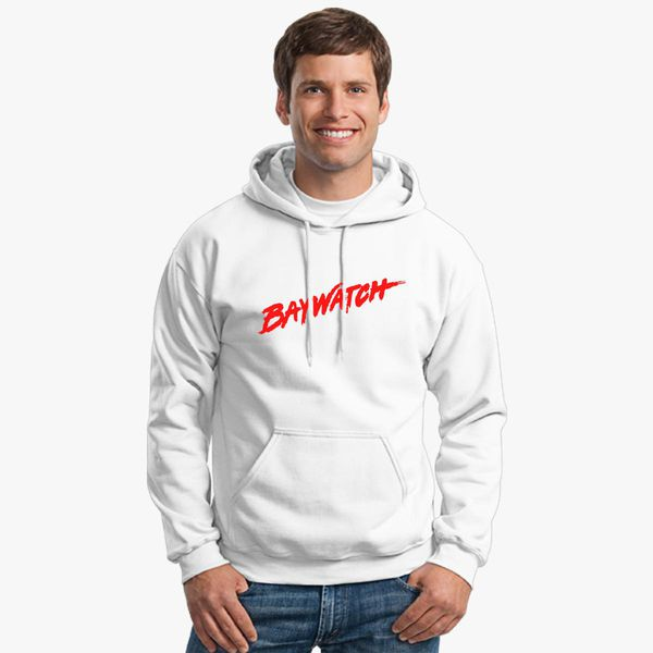 c4355f0dbdbdb Baywatch Logo Unisex Hoodie - Customon