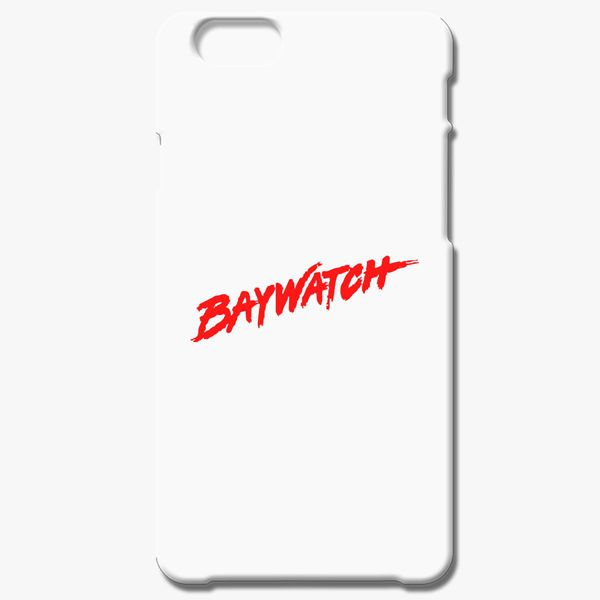 d0e9d101be27f Baywatch Logo iPhone 6 6S Case - Customon