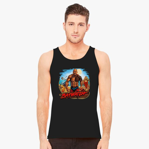 06e7d54e5f945 Baywatch Men s Tank Top - Customon