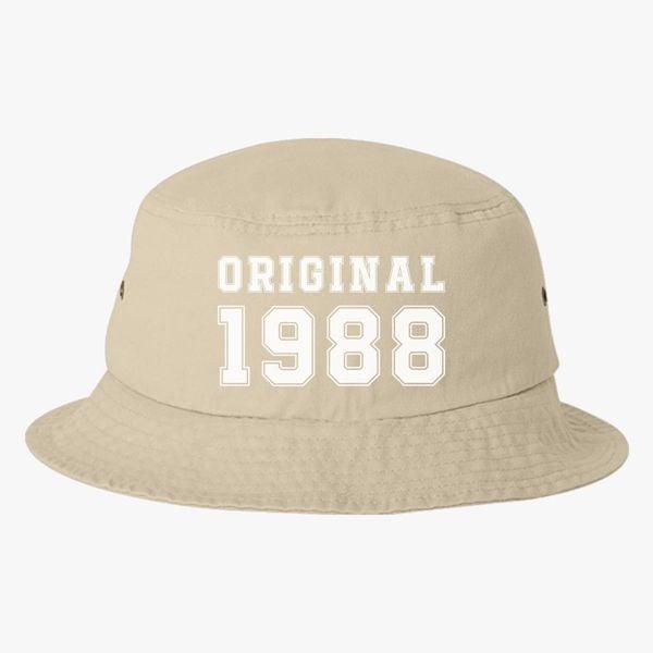 30th Birthday Shirt Bucket Hat