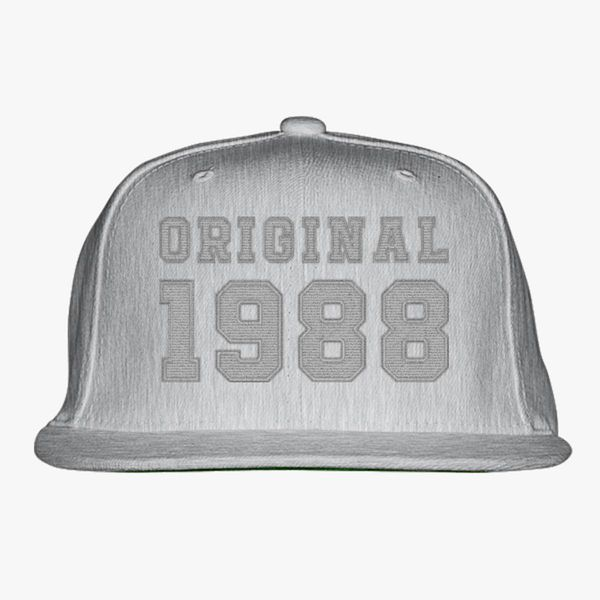 30th Birthday Shirt Snapback Hat