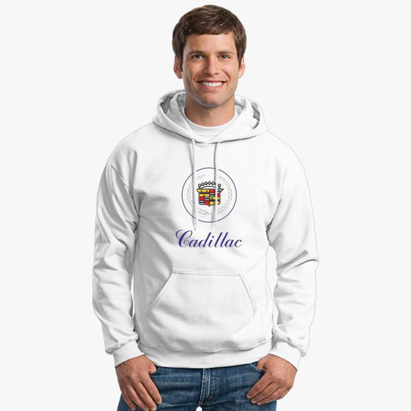 285d37d1c5f64 Cadilla Logo Unisex Hoodie