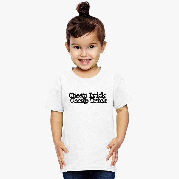 Cheap Trick T-shirt Youth sizes Small /& Medium /& L Color Black Concert T-shirts