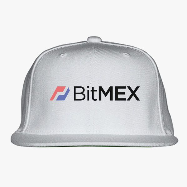 BitMex Logo Snapback Hat - Customon