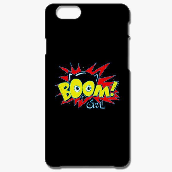 Owl Boom! iPhone 6/6S Plus Case - Customon