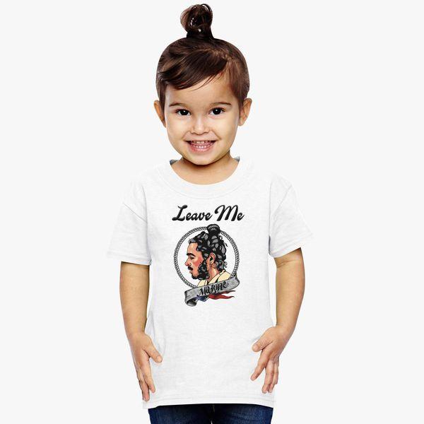 9c08f8ffad80 Leave Me Malone Toddler T-shirt - Customon