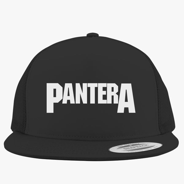 2244071be58f0 Pantera Logo Trucker Hat - Customon