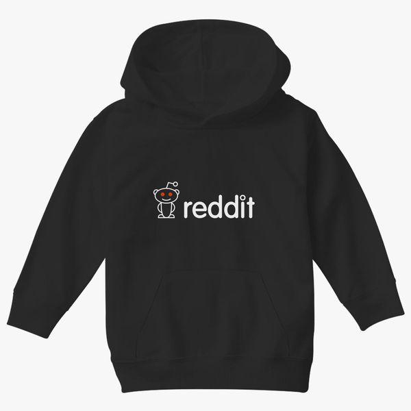 Reddit Logo Kids Hoodie - Customon