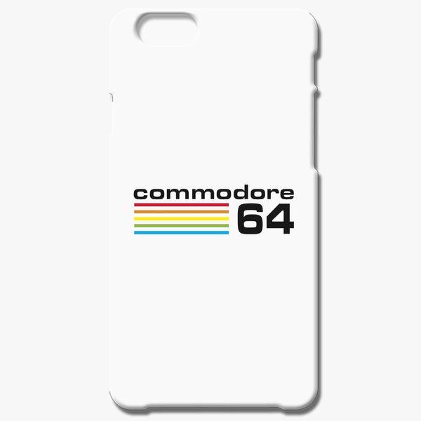 Commodore C64 Logo iPhone 6/6S Case - Customon