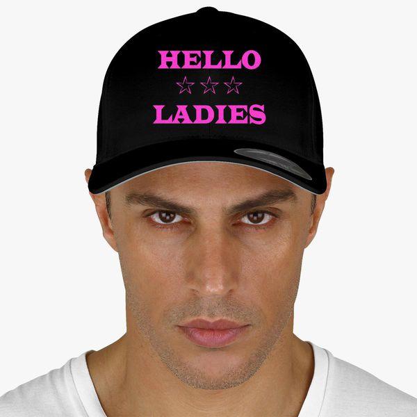 be5f875d56 Hello ladies Baseball Cap (Embroidered) - Customon