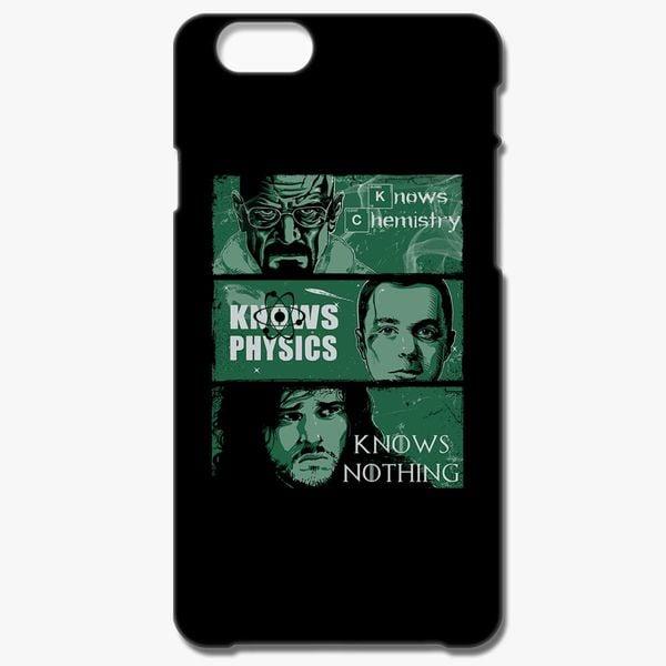 Breaking Bad Game Of Thrones iphone case