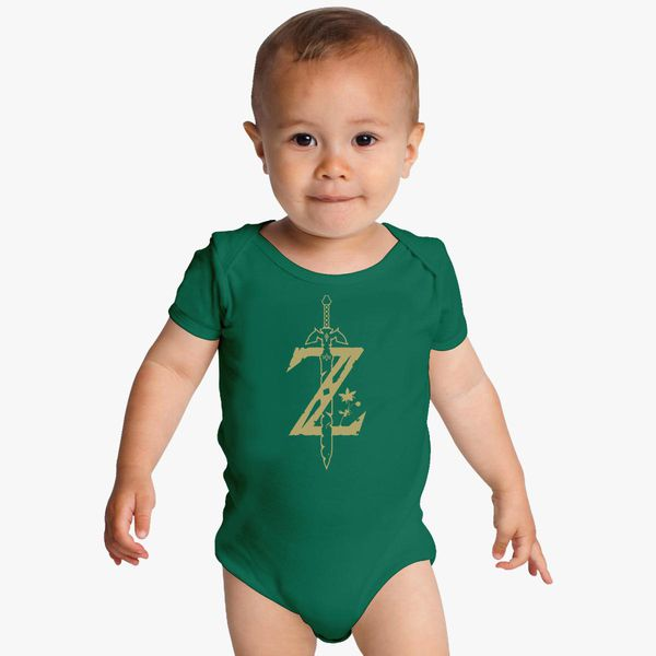 1deee8462 The Legend of Zelda Breath of the Wild Baby Onesies - Customon