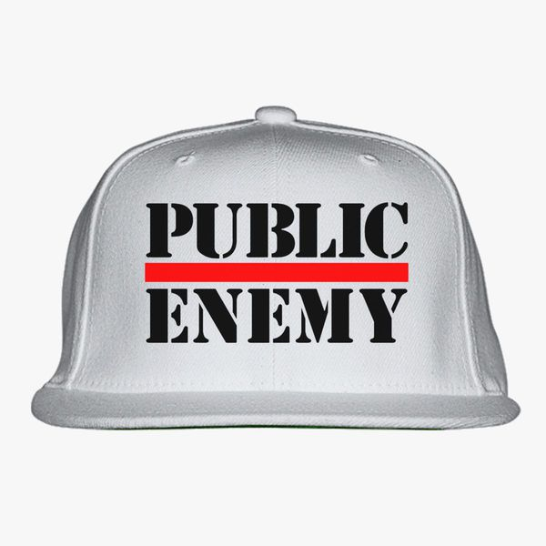 8d6c3129e3 Public Enemy Snapback Hat - Customon