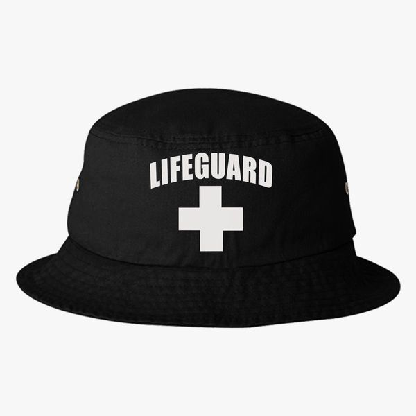 55ff97df07174 Lifeguard Bucket Hat (Embroidered) - Customon