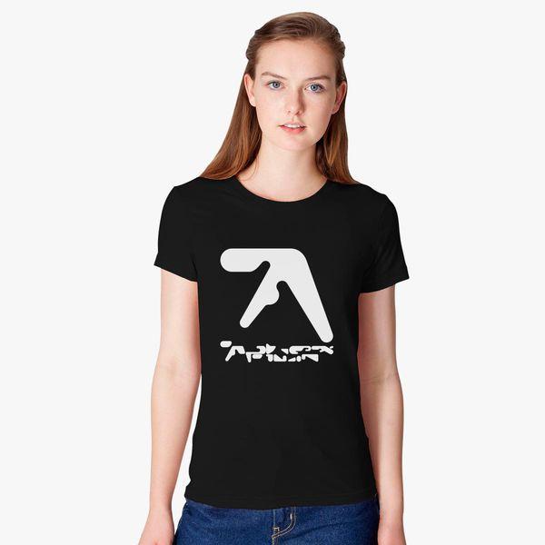 Aphex Twin Logo Women's T-shirt - Customon