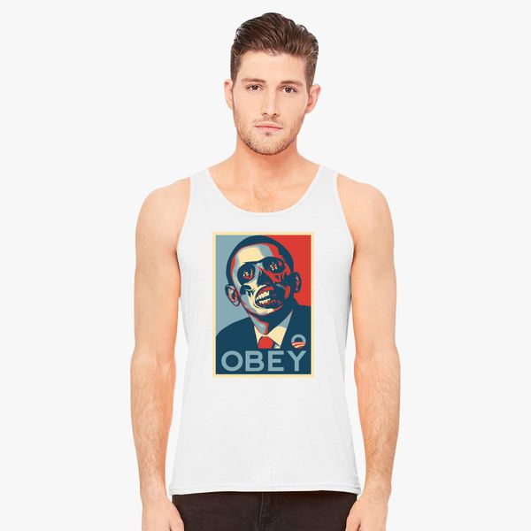 6ea24a7dcdf28 Barack Obama obey Men s Tank Top - Customon