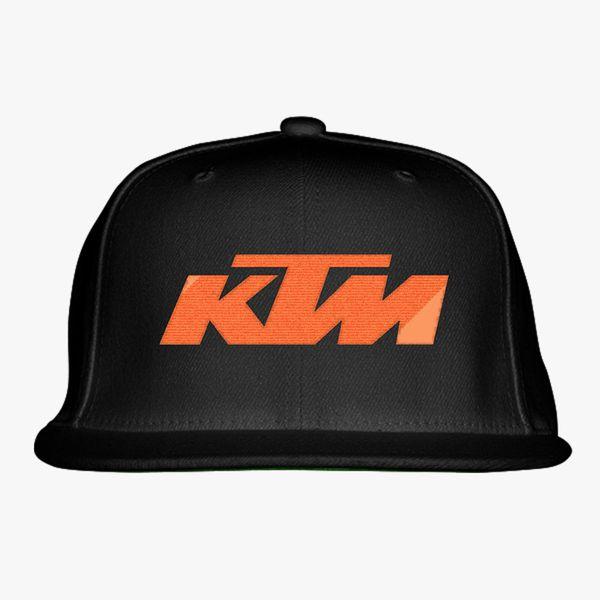 874f4622c Ktm Snapback Hat (Embroidered) - Customon