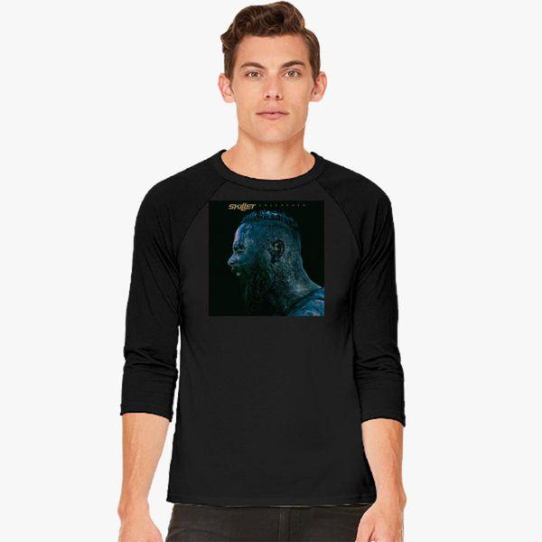 skillet unleashed Baseball T-shirt - Customon