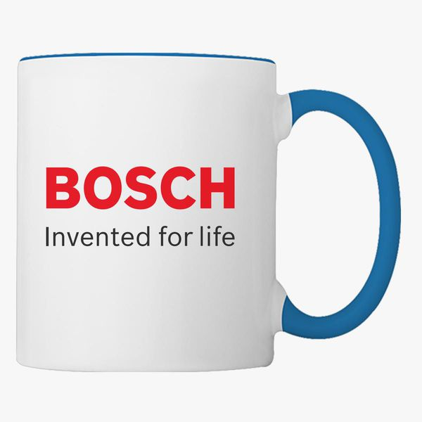 Bosch Logo Coffee Mug Customon