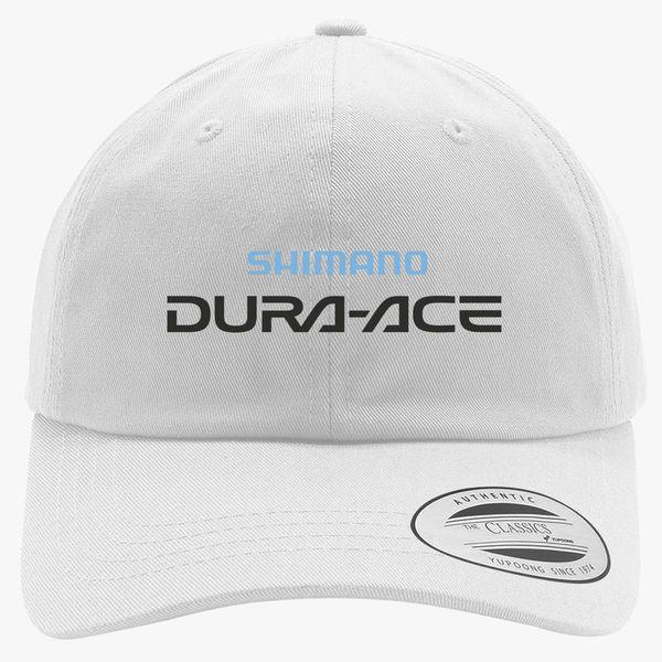 34dfda06 Shimano Dura Ace Cotton Twill Hat - Customon
