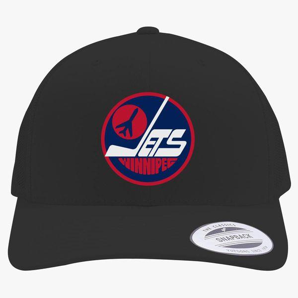 0edd3d64 Winnipeg Jets Retro Trucker Hat - Customon