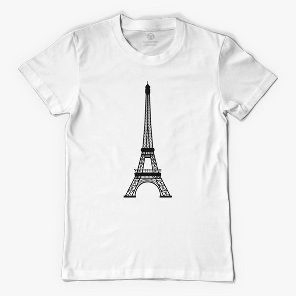 eiffel Men's T-shirt - Customon