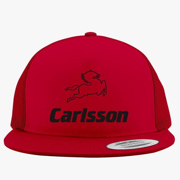 e7f482d88 Carlsson Mercedes Trucker Hat (Embroidered) - Customon