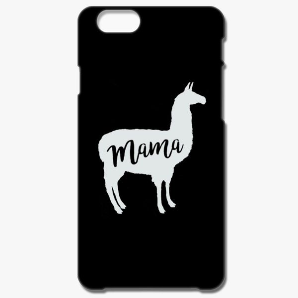 new product a82af c1b86 Mama Llama iPhone 6/6S Plus Case - Customon