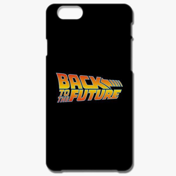 d132a56dbdb465 Back to the Future iPhone 6 6S Plus Case - Customon.com