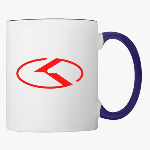 Kia K Logo Coffee Mug