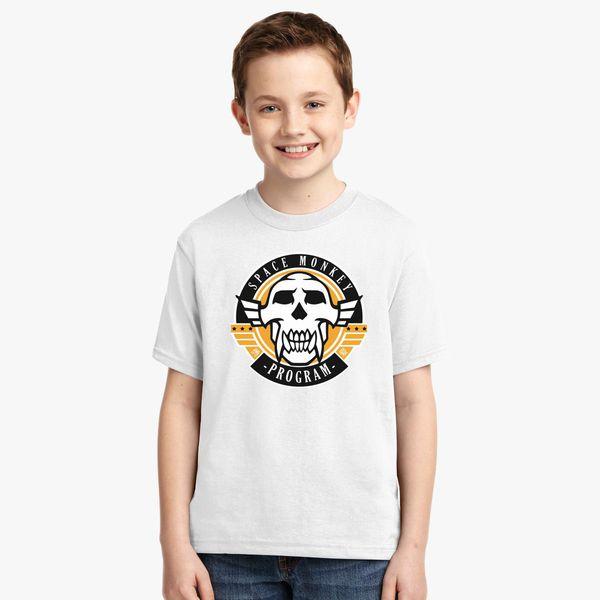 Beyond Good /& Evil 2:Space Monkey Program Game costume Unisex Cotton T-Shirt