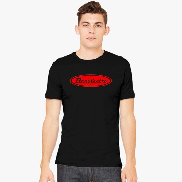 Danelectro guitars logo T-shirt Size S to 3XL