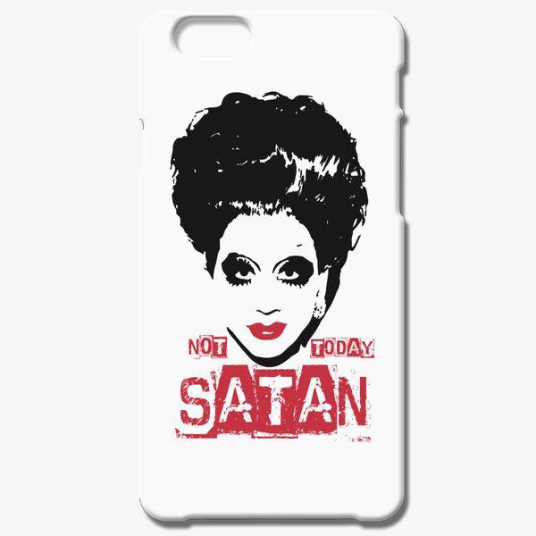 newest collection bc9d2 82c6b Bianca Del Rio Not Today Satan - Rupaul's Drag Race iPhone 6/6S Case -  Customon