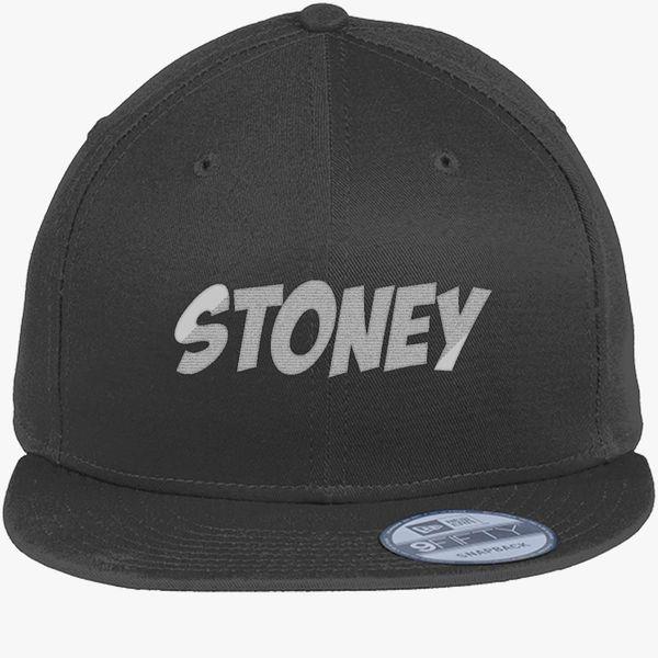 Post Malone-Stoney New Era Snapback Cap (Embroidered)  123ea400b132