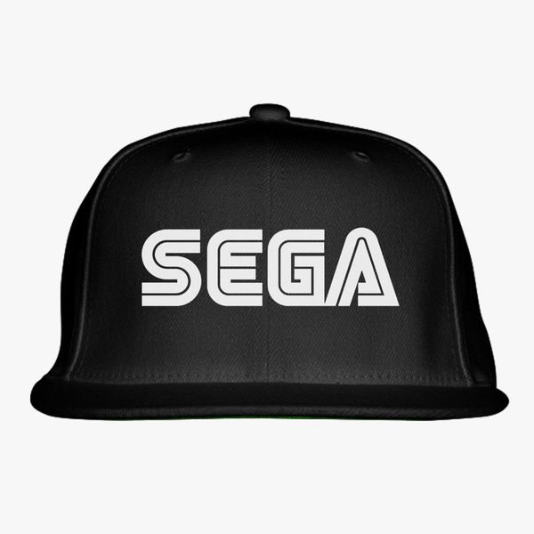 cc02a565 Sega Logo Snapback Hat - Customon