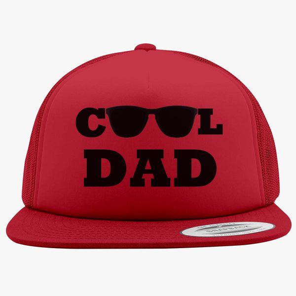 7b3536ad07d33 Cool Dad Foam Trucker Hat - Customon