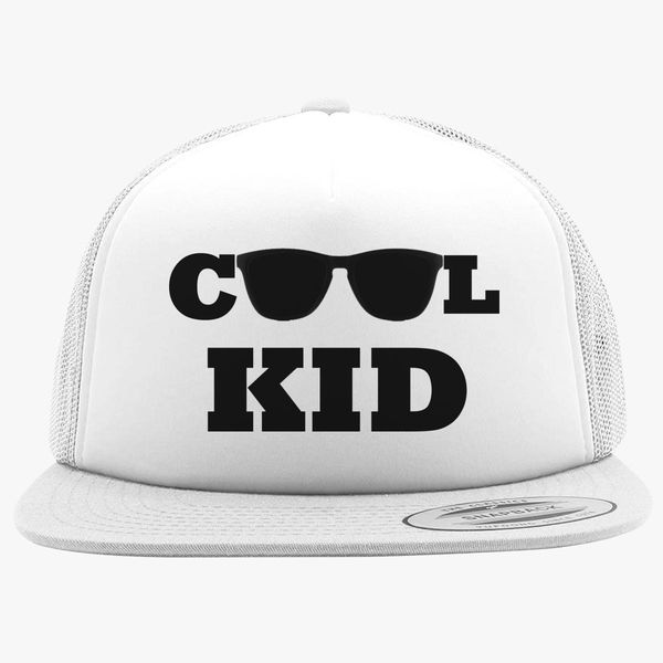 f347d5247a647 Cool Kid Foam Trucker Hat - Customon