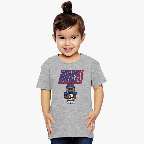 sale retailer ae436 e90c1 Saquon Barkley Toddler T-shirt - Customon
