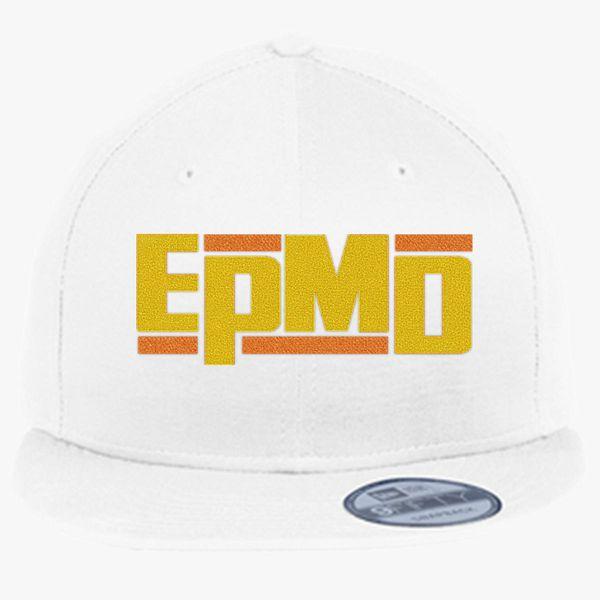 c898b13cb EPMD New Era Snapback Cap (Embroidered) - Customon