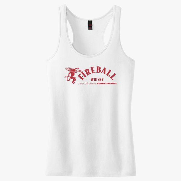 Fireball Whisky Women/'s Vest