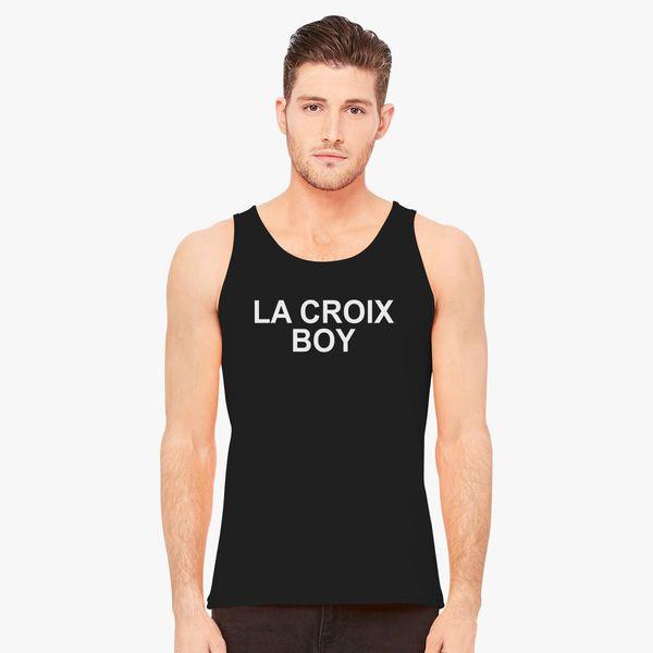 c93029244ed9df La Croix Boy - Quote Book Hipster Men s Tank Top - Customon