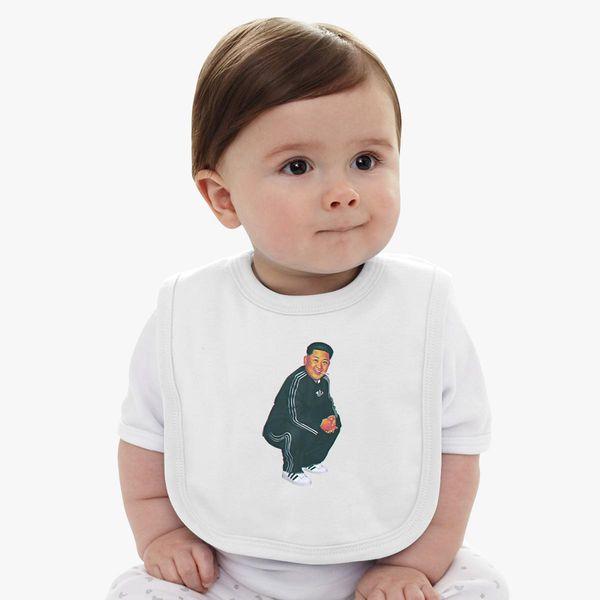 3388b22d7 Tracksuit Rocket Man Baby Bib - Customon.com