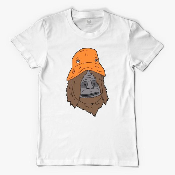 82d51181c Sassy And The Orange Hat Men's T-shirt - Customon