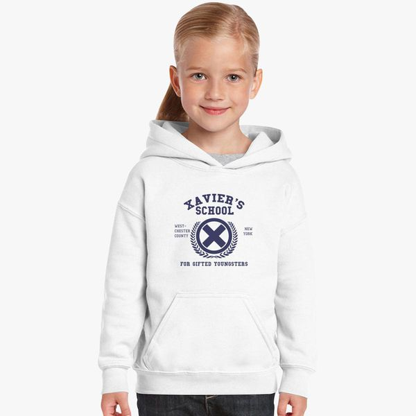 e2110611 Xavier's School for Gifted Youngsters Kids Hoodie - Customon