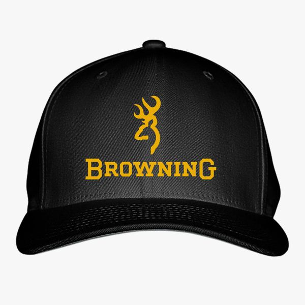 977b4cfdc7ede Browning Logo Baseball Cap - Customon