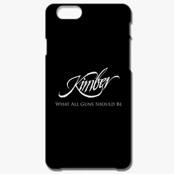 Kimber Manufacturing iPhone 6/6S Case - Customon