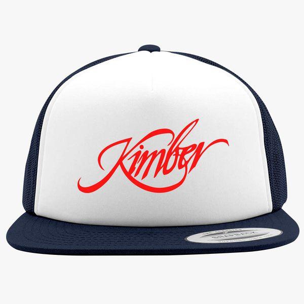 Kimber Manufacturing Foam Trucker Hat - Customon